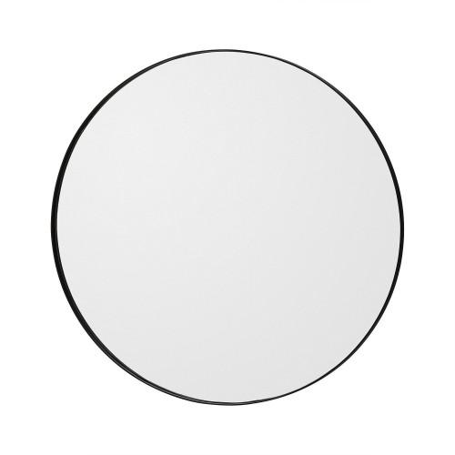 Circum Spiegel Zwart | Small