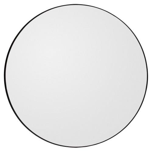 Circum Spiegel Zwart | Large