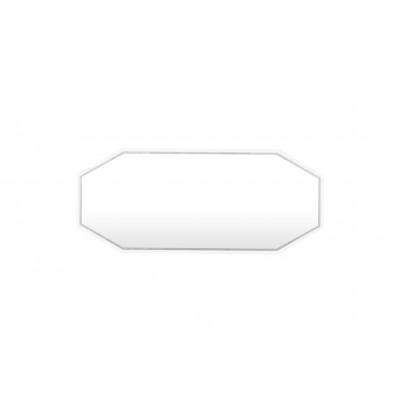 Medium Reflection Mirror | Weiß