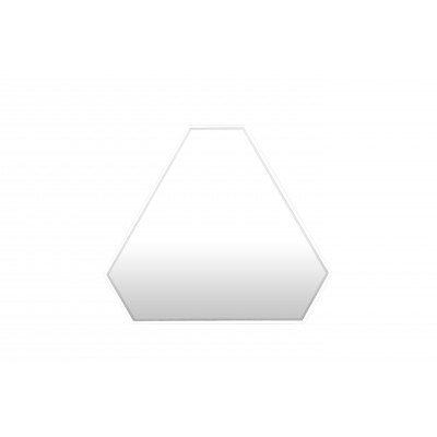 Dreiecksspiegel | Weiß