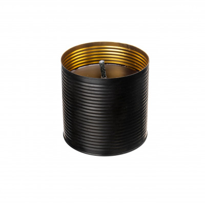 Outdoor Candle   Black