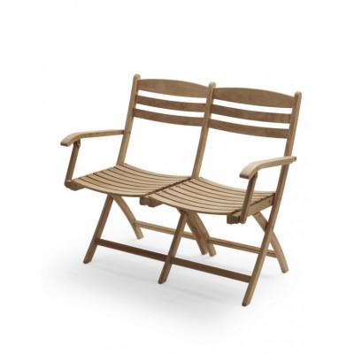 Outdoor Armchair 2-Seater Selandia