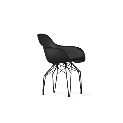 Sessel Diamant   Schwarz