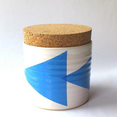 Jar Arrows   Blau