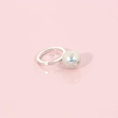 Reema Ring   Silver