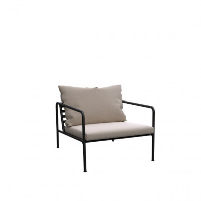 Outdoor-Lounge-Stuhl Level  | Ash