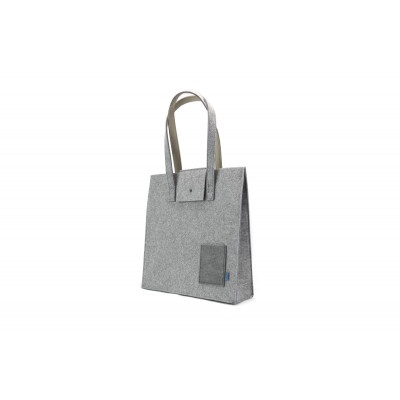 Parker Tote   Grey