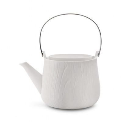 Teekanne 650ml | Weiß