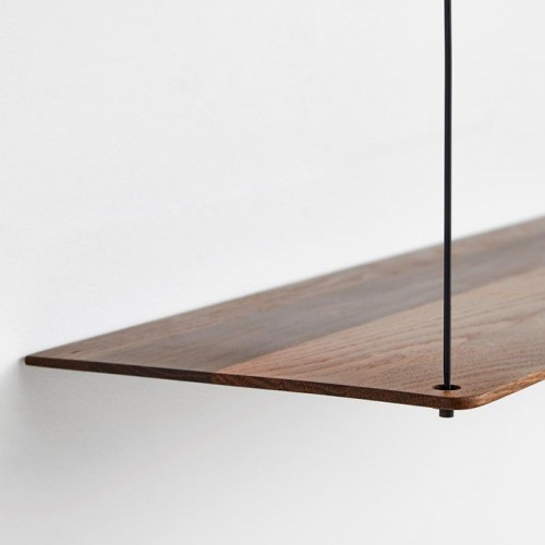 Shelf Add-on Stedge | Smoked Oak