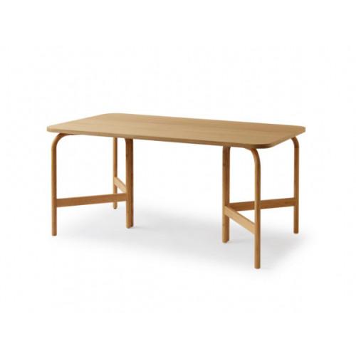 Tisch Aldus 160 cm   Eiche