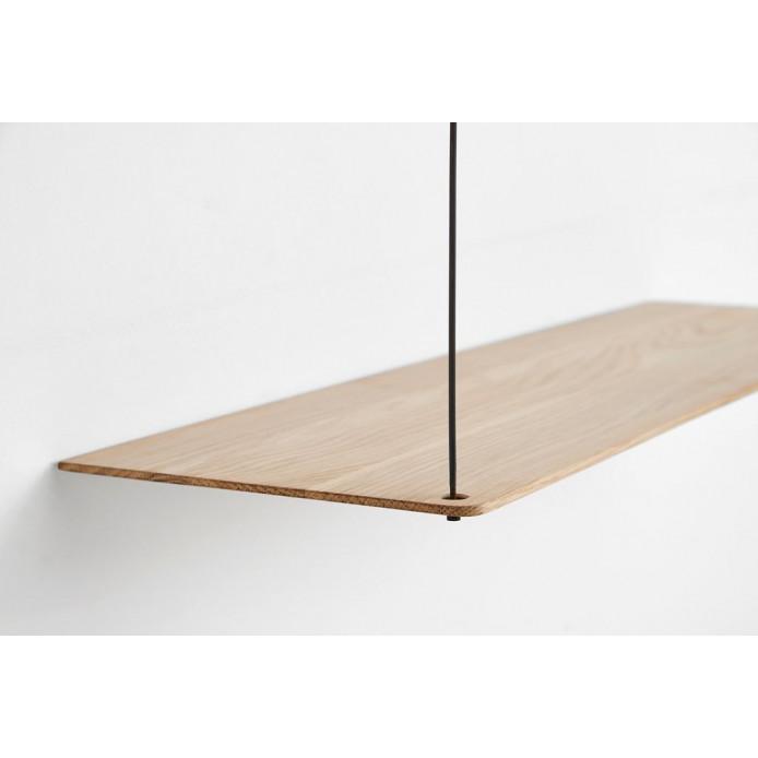 Shelf Add-on Stedge   Natural Oak