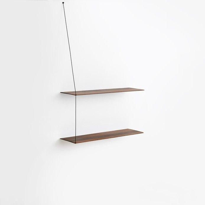 Shelf Stedge 2 | Smoked Oak