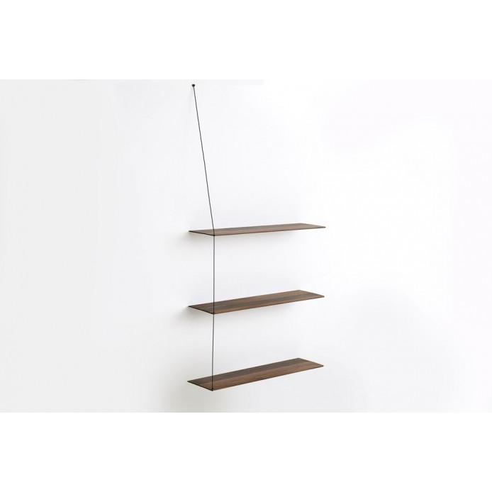 2nd Life | Shelf Add-on Stedge | Smoked Oak