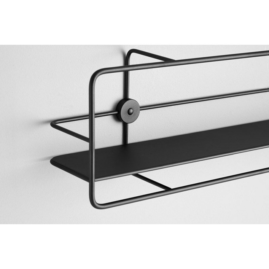 Horizontal Shelf Coupé | Black