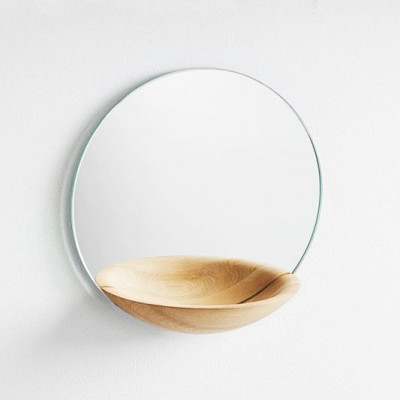 Spiegel Pocket | Eiche natur