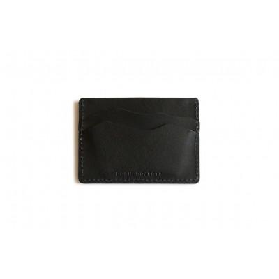 Layered Cardholder   Black