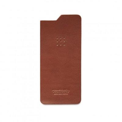Leather Skin iPhone   Brown