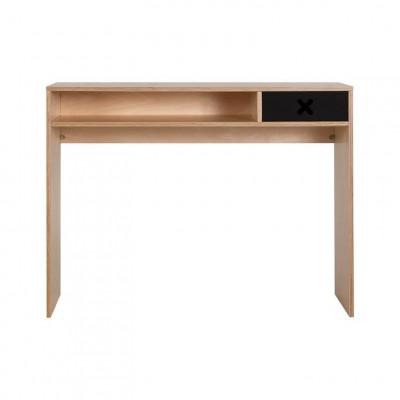 Schreibtisch Klein | Schwarz