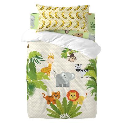 Bettbezug Set   Wildtiere