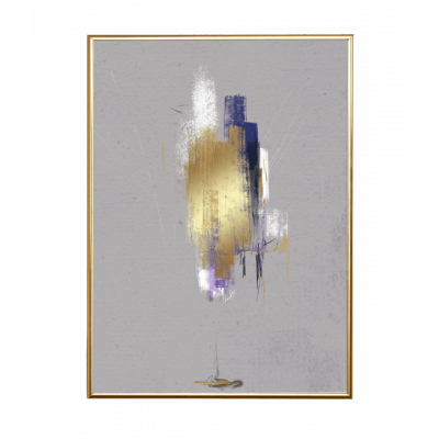 Poster 24K Gold Gold Rivers 01