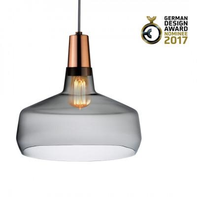 Lamp Mono Broad | Smoke