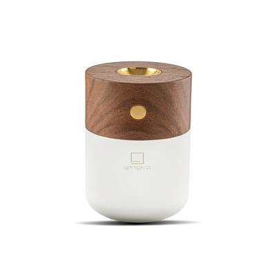 Smart Diffuser Lampe   Walnuss