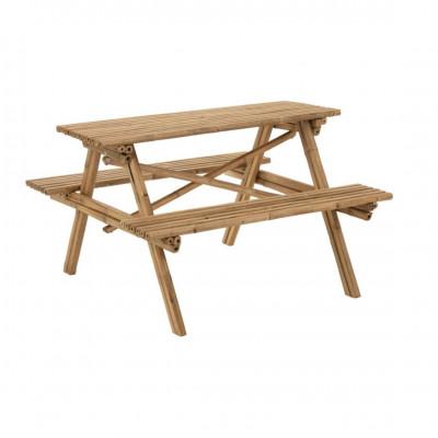 Bench Bamboo