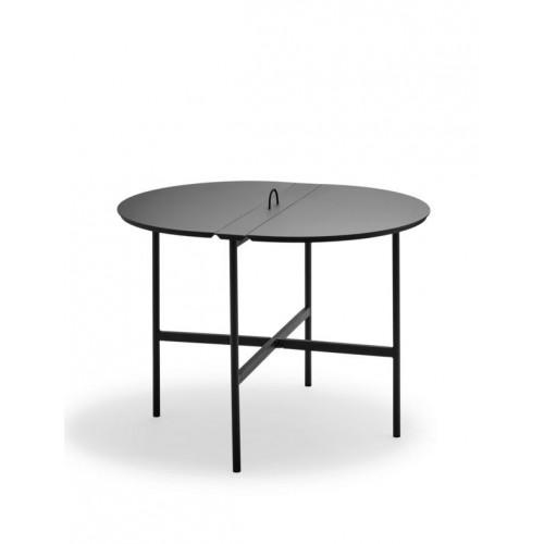 Picknick-Tisch   Schwarz