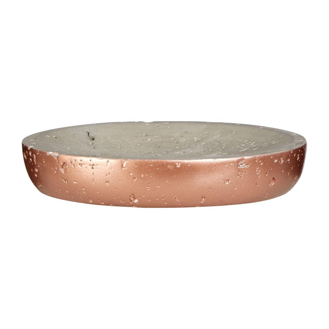 Soap Dish Oval Neptune | Copper