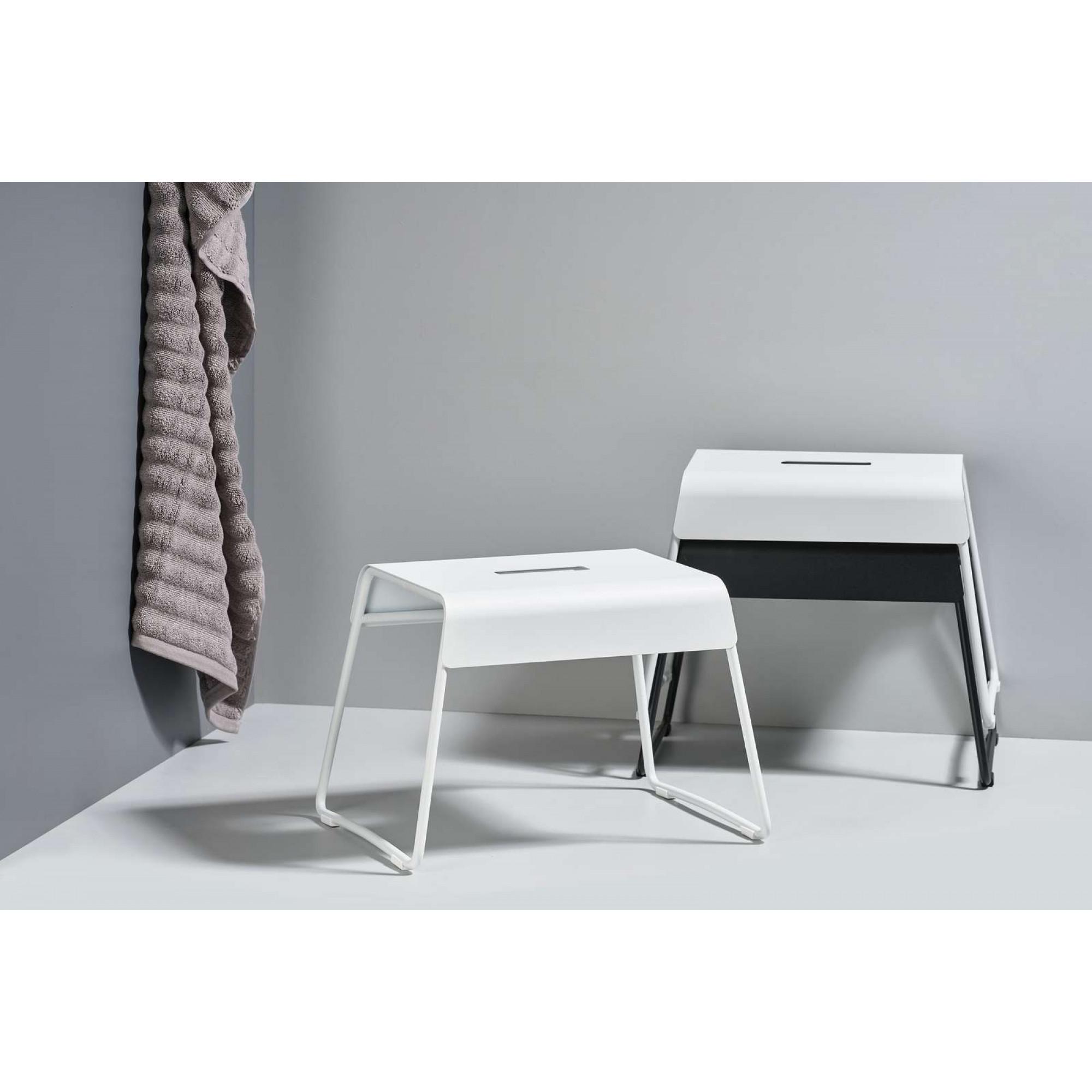 Tabouret A-stool | Blanc