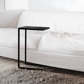 Side Table Lupe 30 cm   Black