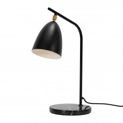 Tischlampe Mel | Mattschwarz