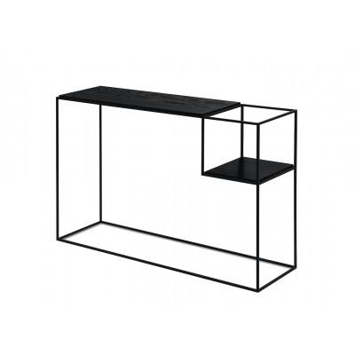 Konsolenschrank Orsay 116x35x78 cm | Schwarze Eiche