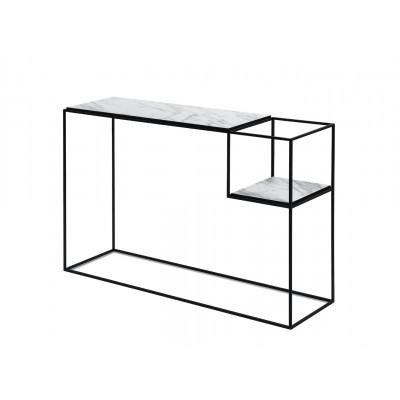 Konsolenschrank Orsay 116x35x78 cm | Weiß