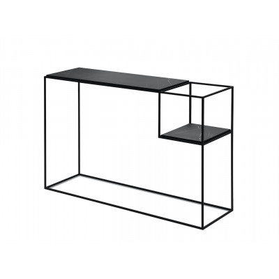 Konsolenschrank Orsay 116x35x78 cm | Grau