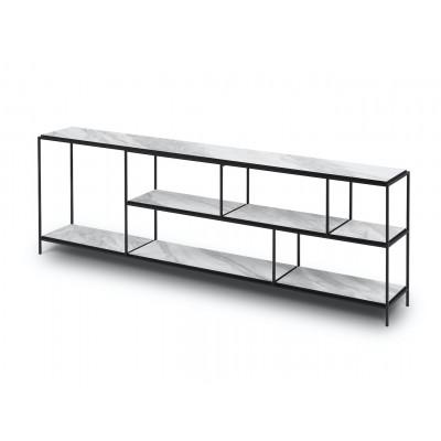 Konsolenschrank Orsay 180x50x60 cm | Weiß