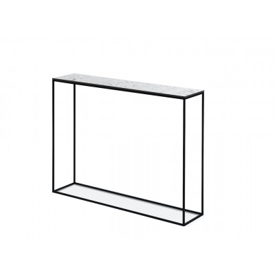 Konsolenschrank Orsay 100x22x78 cm | Terazzo Marmor