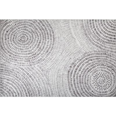 Carpet Ada Gonul Chenille 140x190 cm I White AL 376