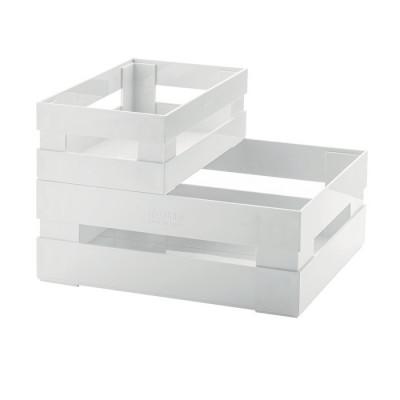 2er Set Boxen My Kitchen l Weiß