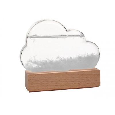 Wettervorhersagendes Sturmglas | Wolke