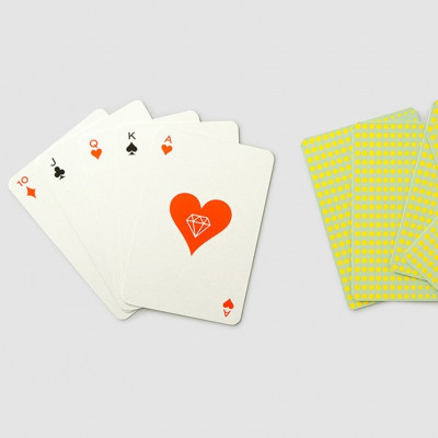 Double Playing Cards