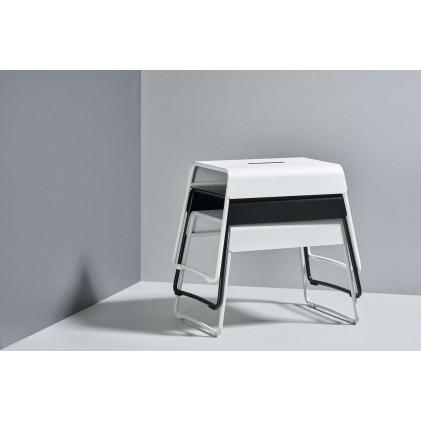 Tabouret A-stool | Gris Clair