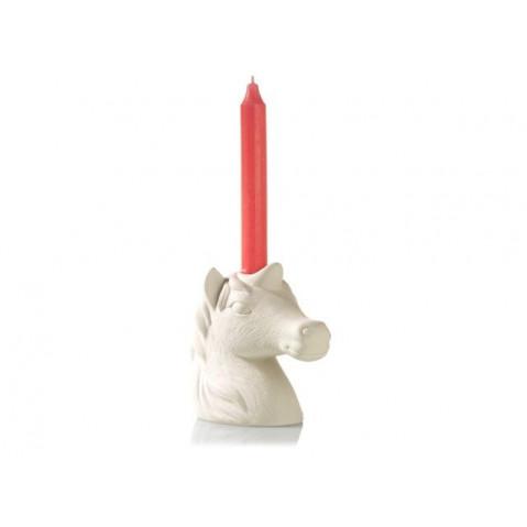 Kerzenhalter | Einhorn