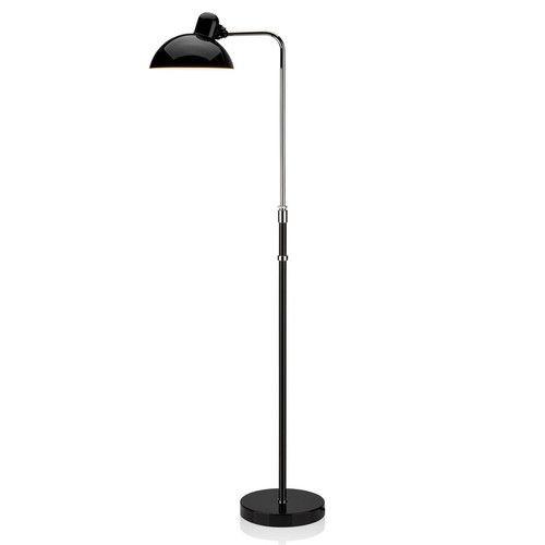 KAISER idell Floor Lamp   Black