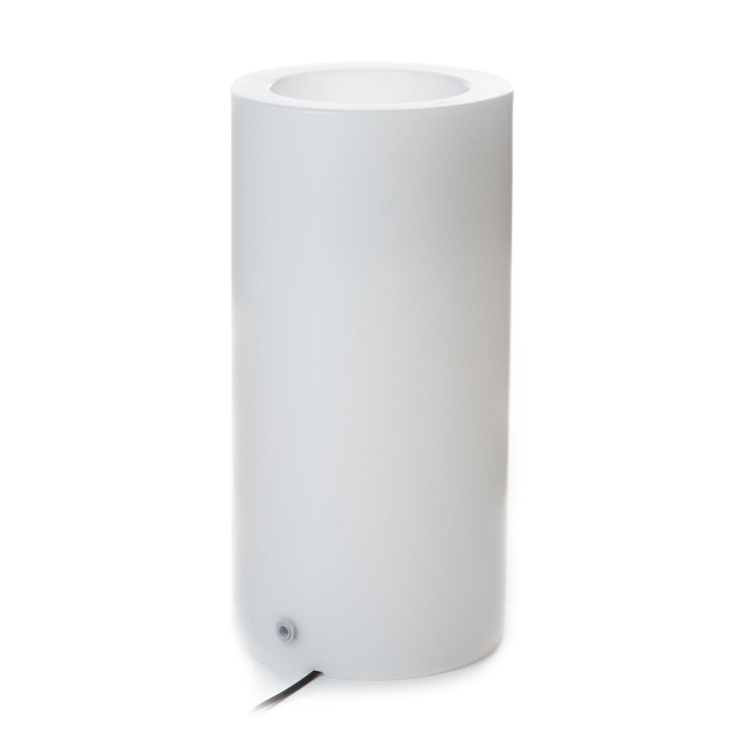 Vase Light Indoor / Outdoor Stem | White