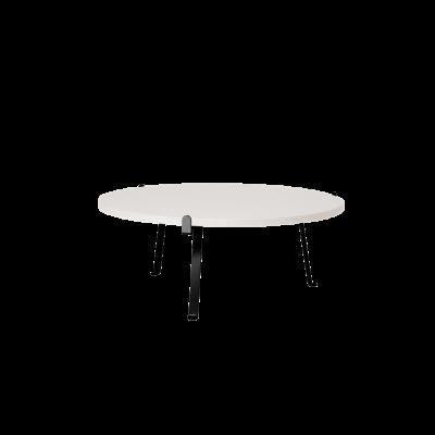 Arch Couchtisch   Weiße Platte
