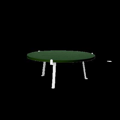 Arch Couchtisch   Dunkelgrüne Platte