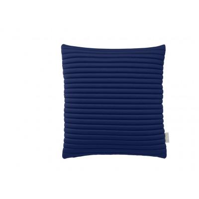 Linear Memory Pillow Square | Blue