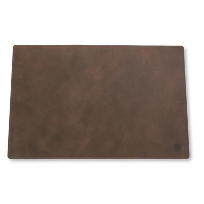 Schreibtischunterlage   Braun