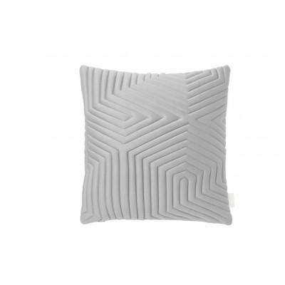 Optical Memory Pillow Square | Grey